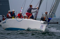 "Yacht ""Jammy Beggar"" - Block island Race Week 2013"