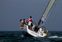 "Yacht ""Tiburon"" - Block island Race Week 2013"