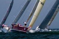 "Yacht ""Katabatic"" - Block island Race Week 2013"