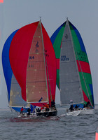 "Yachts ""Tenacity"" and ""Scent"" - Block island Race Week 2013"