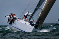 "Yacht ""Settler"" - Block island Race Week 2013"