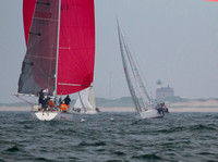"Yachts ""Snow Bird"" and ""CoolJ""- Block island Race Week 2013"