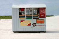 Beach Shack, Marco Island, Florida (electronic)