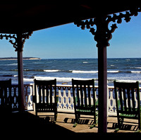 View from the Surf Porch